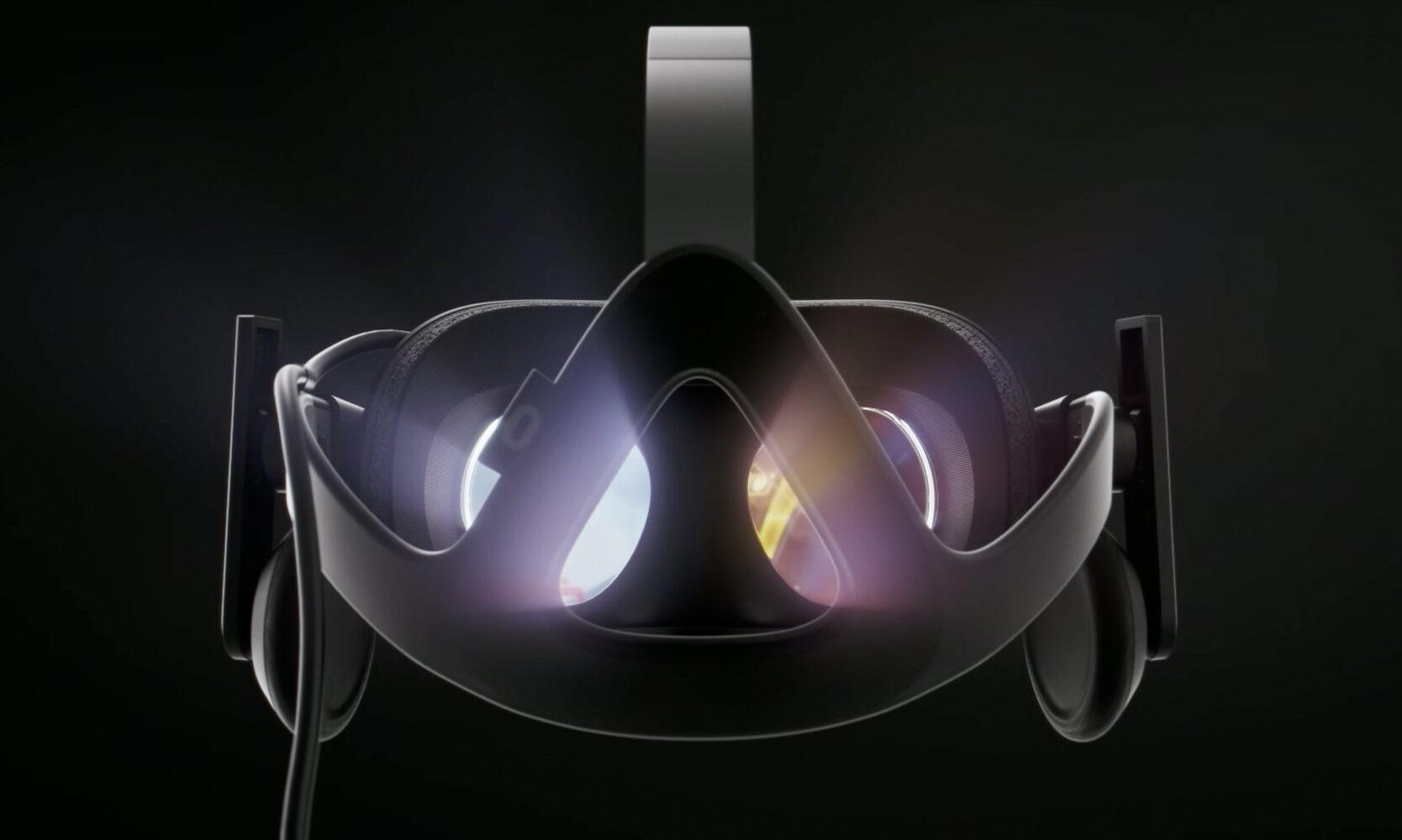 Oculus Reveal 1