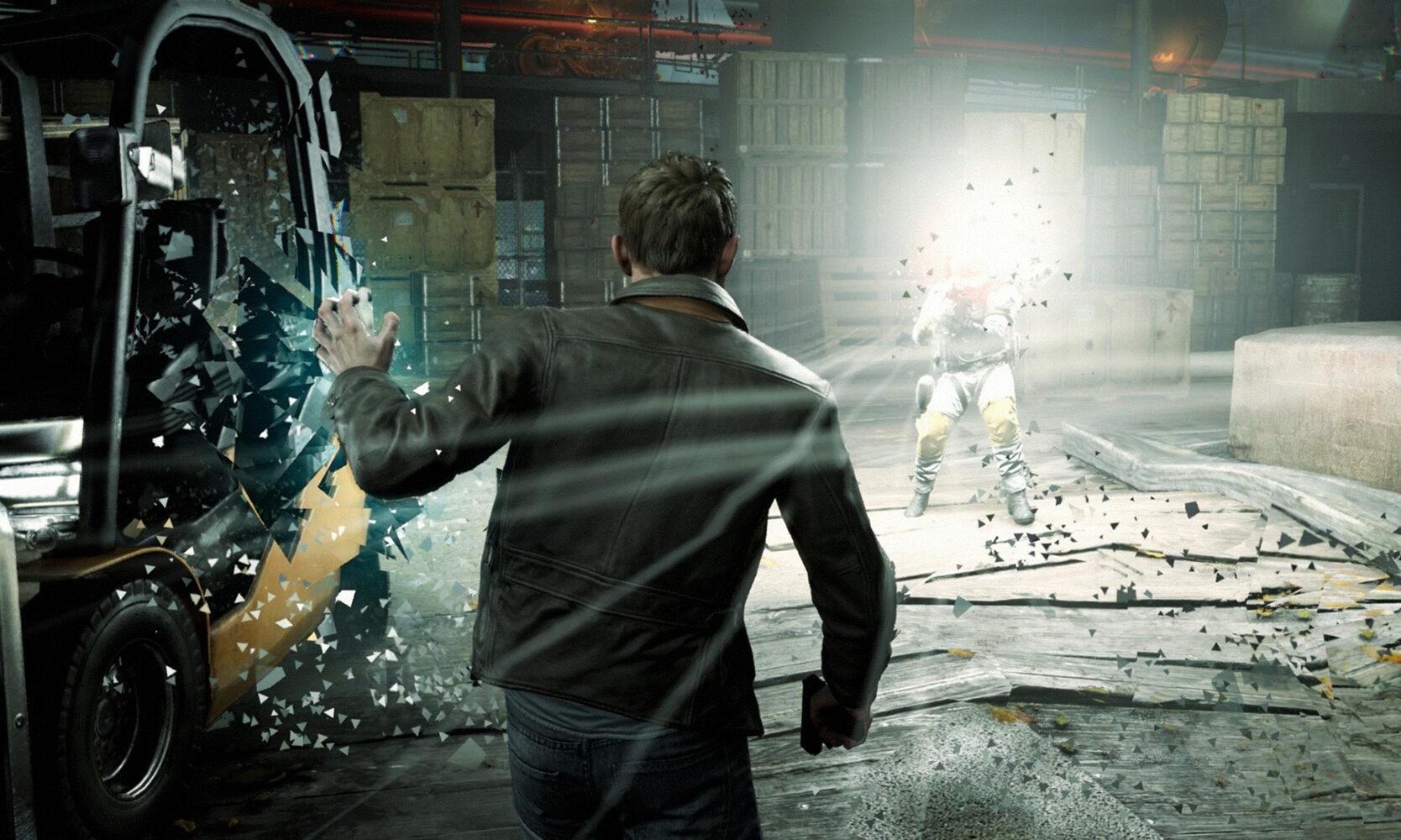Quantum Break BN