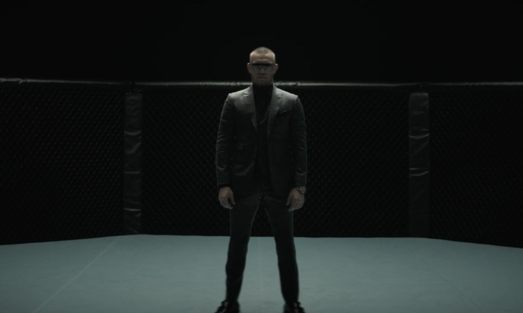 UFC 196: Intimidation