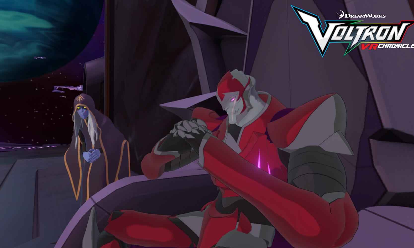 Voltron VR screenshot 3