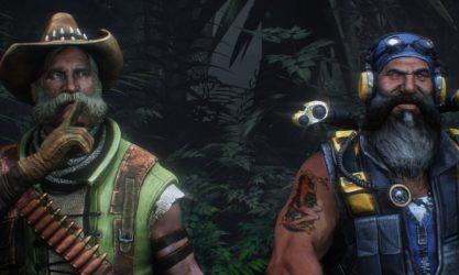 evolve happy hunting 4