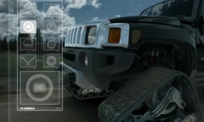 hummer video game 4