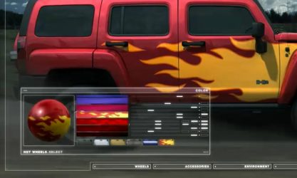 hummer video game 5