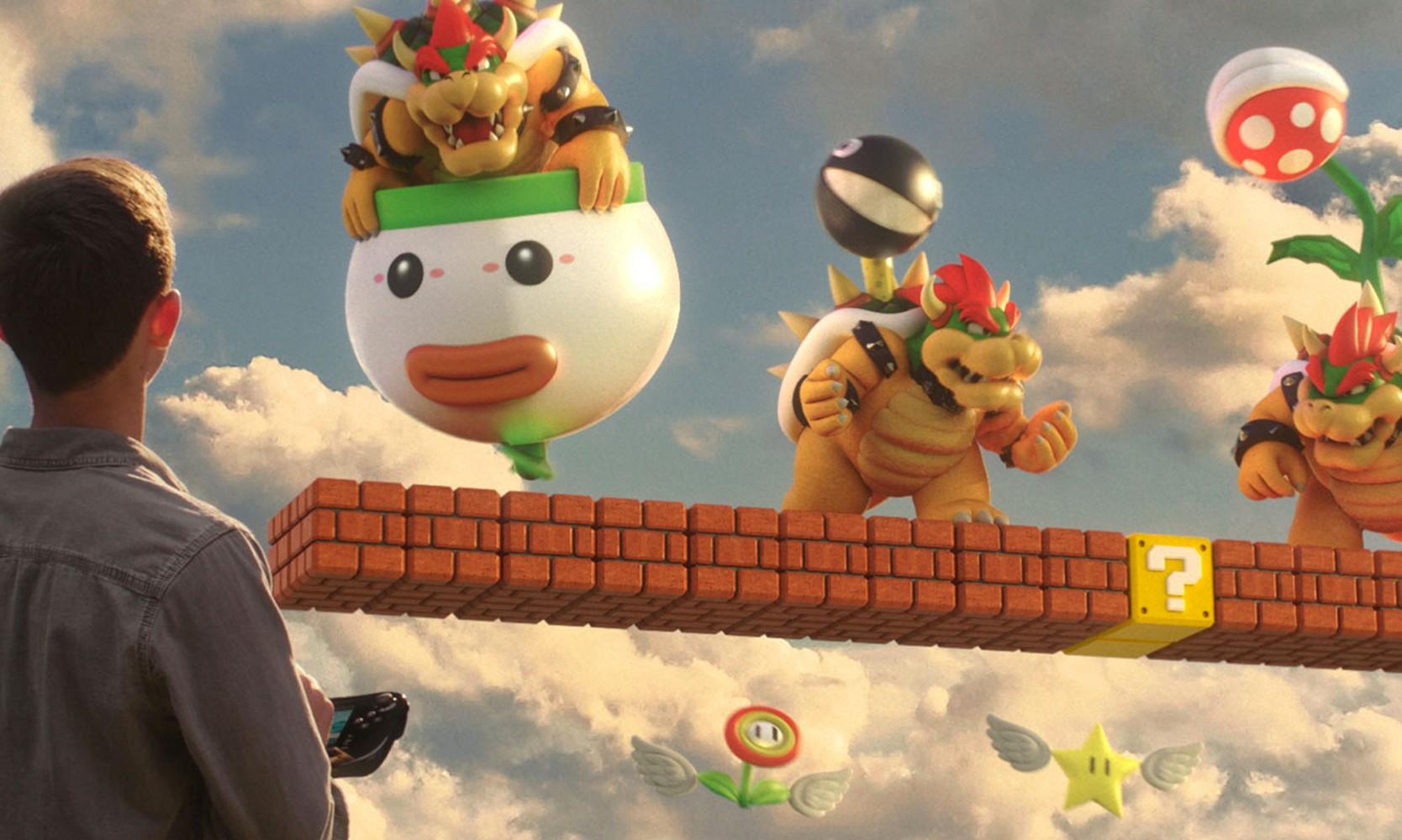 "Nintendo ""Super Mario Maker"""