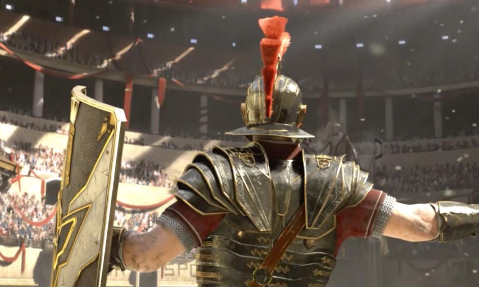 """Ryse: Son of Rome """"Marius"""""""