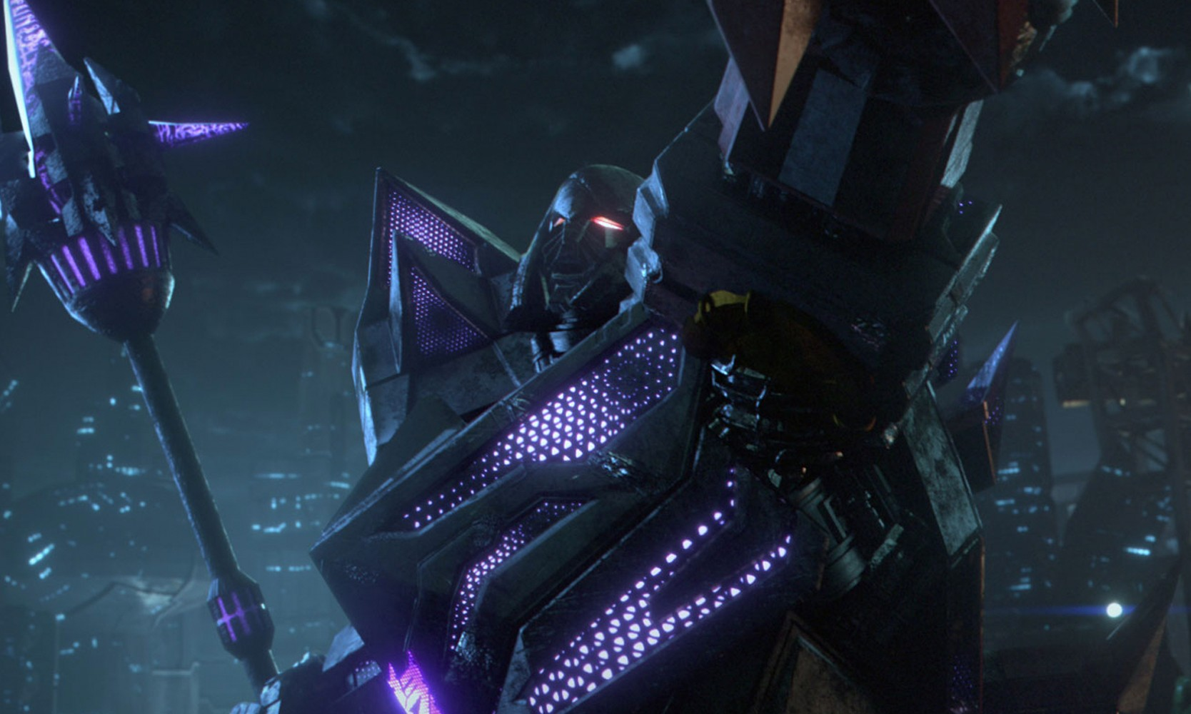 Transformers «Fall of Cybertron»