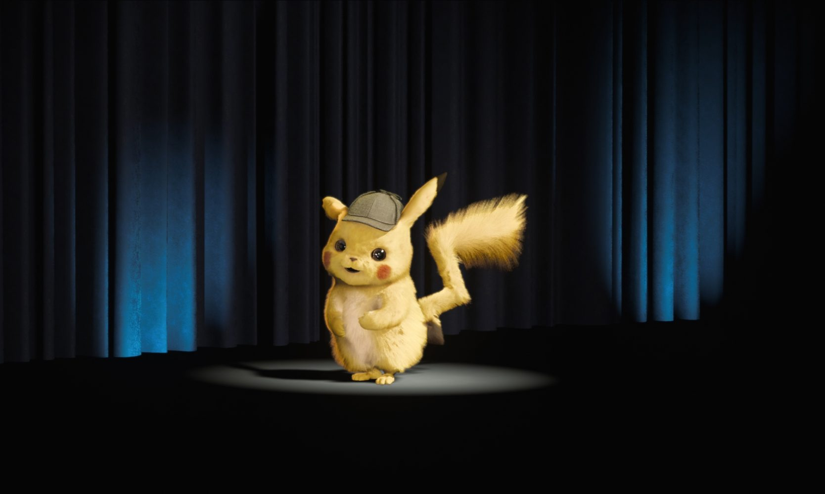 Pikachu Realtime 1