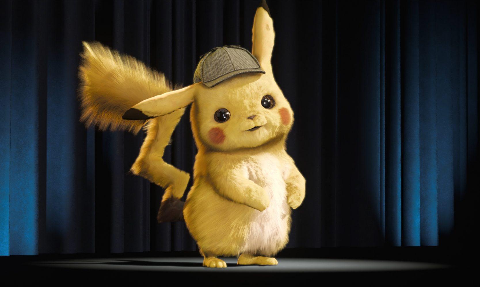 Pikachu Realtime 2