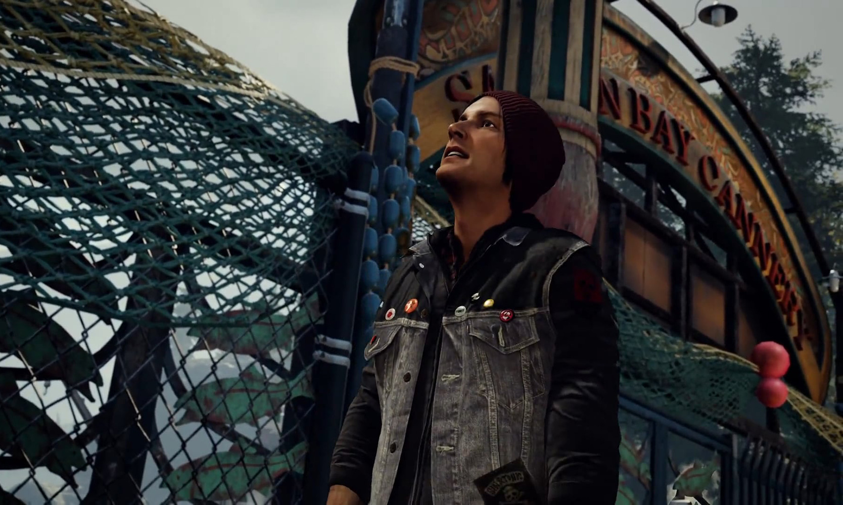 Infamous Second Son (Video Game)