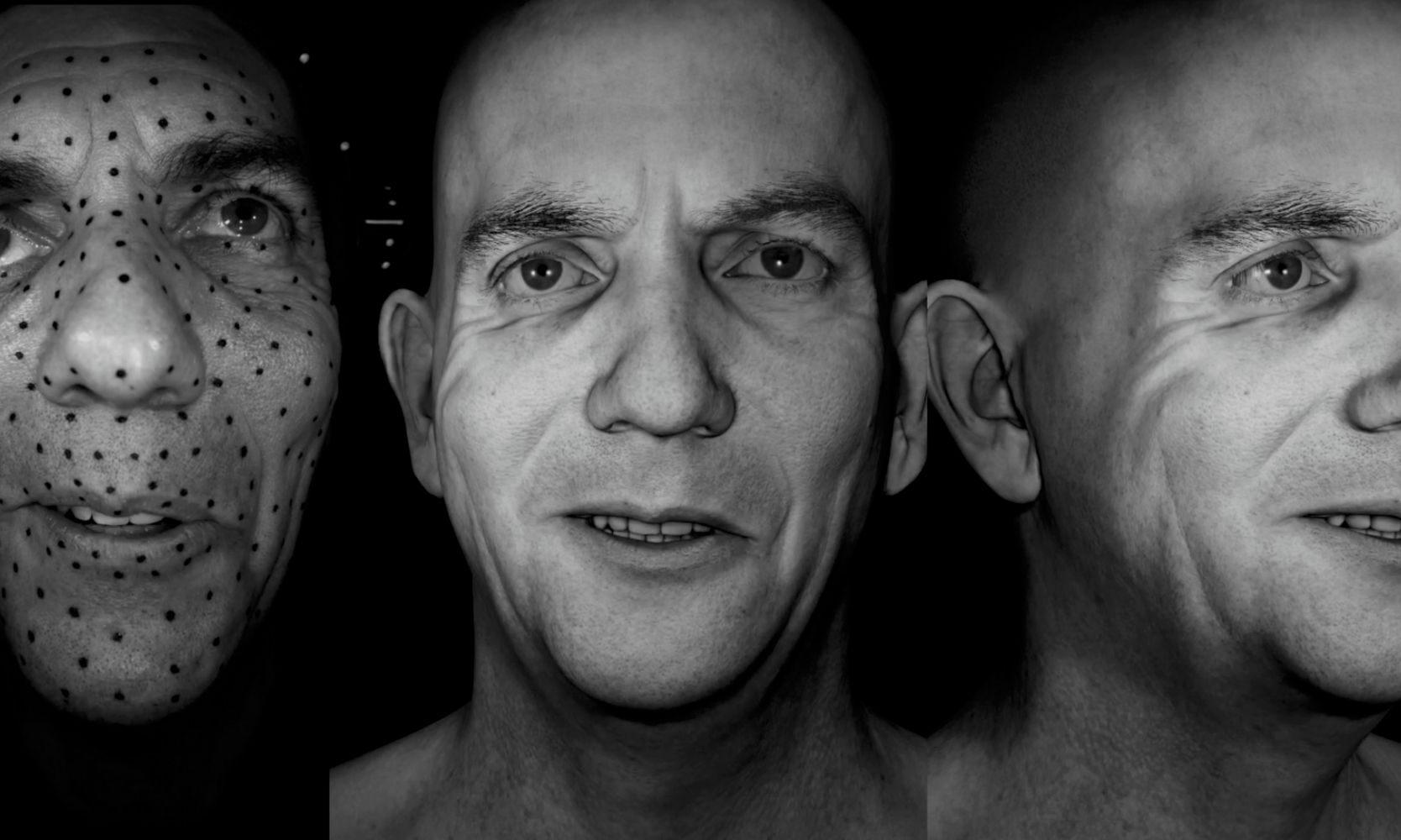 Masquerade facial capture 04