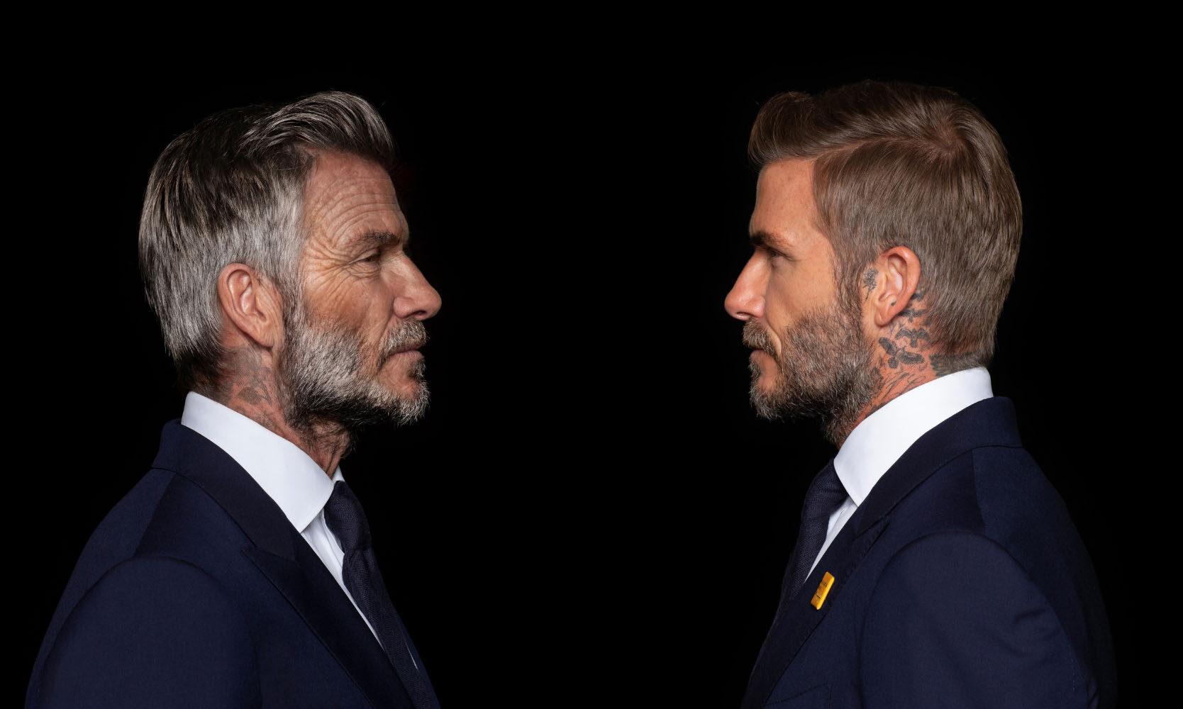 David Beckham Face To Face